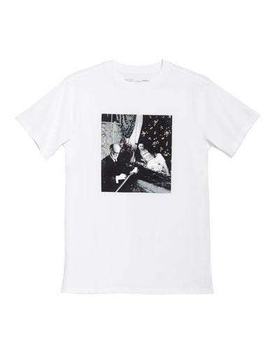 Bella Freud xkarla - Artist Series - Ellen Gallagher in White - x karla - x - karla - fashion - style - karla welch -
