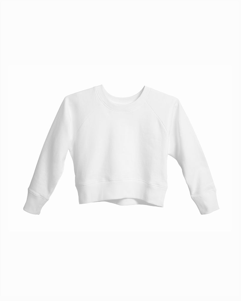 Hanes x karla The Crop Sweatshirt - x karla - x - karla - fashion - style - karla welch -