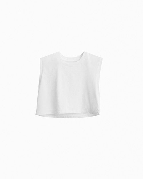 Hanes x karla The Sleeveless Crop