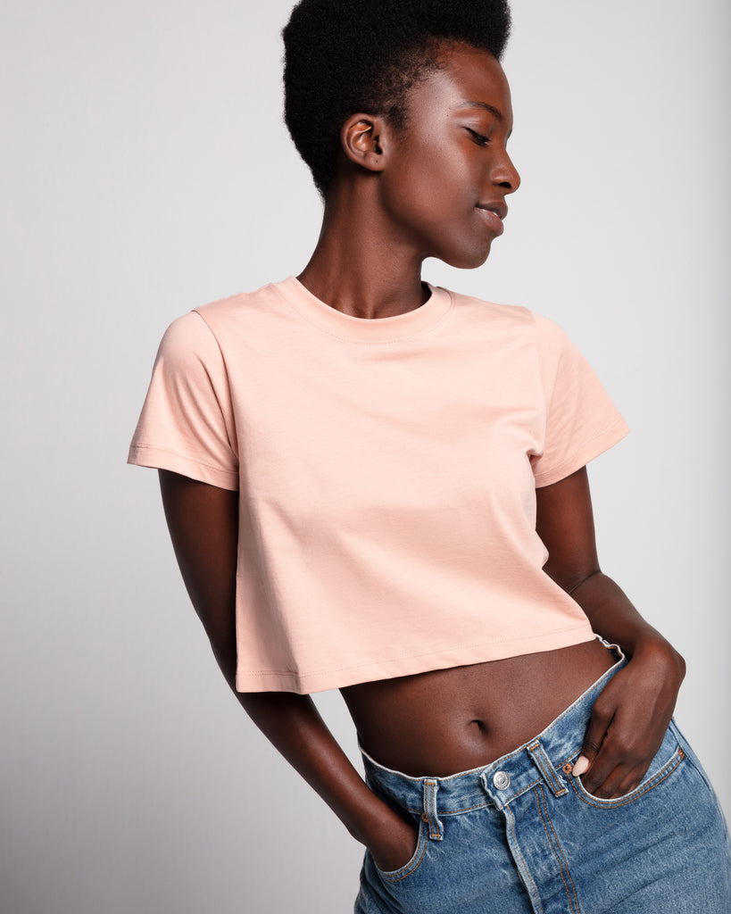 The Baby (Dusty Pink) - x karla - x - karla - fashion - style - karla welch -