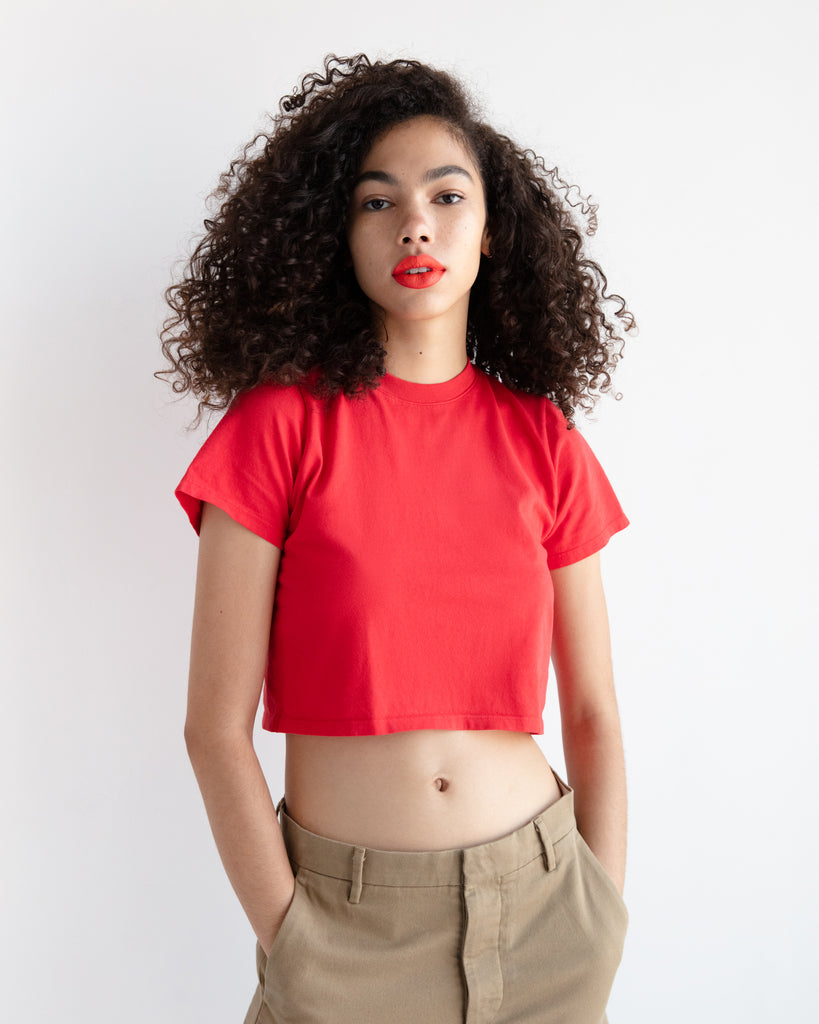 The Baby in Red - x karla - x - karla - fashion - style - karla welch -