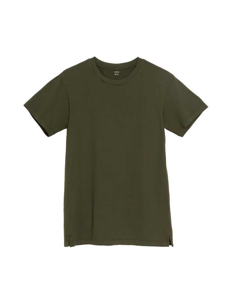 The Classic (Military Green) - x karla - x - karla - fashion - style - karla welch -