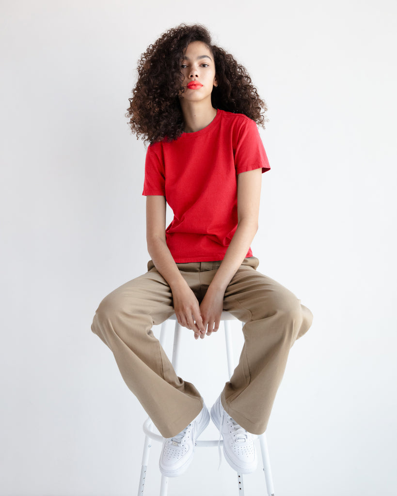 The Crew in Red - x karla - x - karla - fashion - style - karla welch -