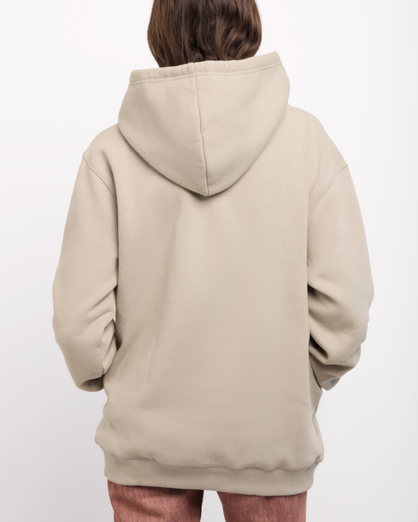 The Hoodie (Cream) - x karla - x - karla - fashion - style - karla welch -