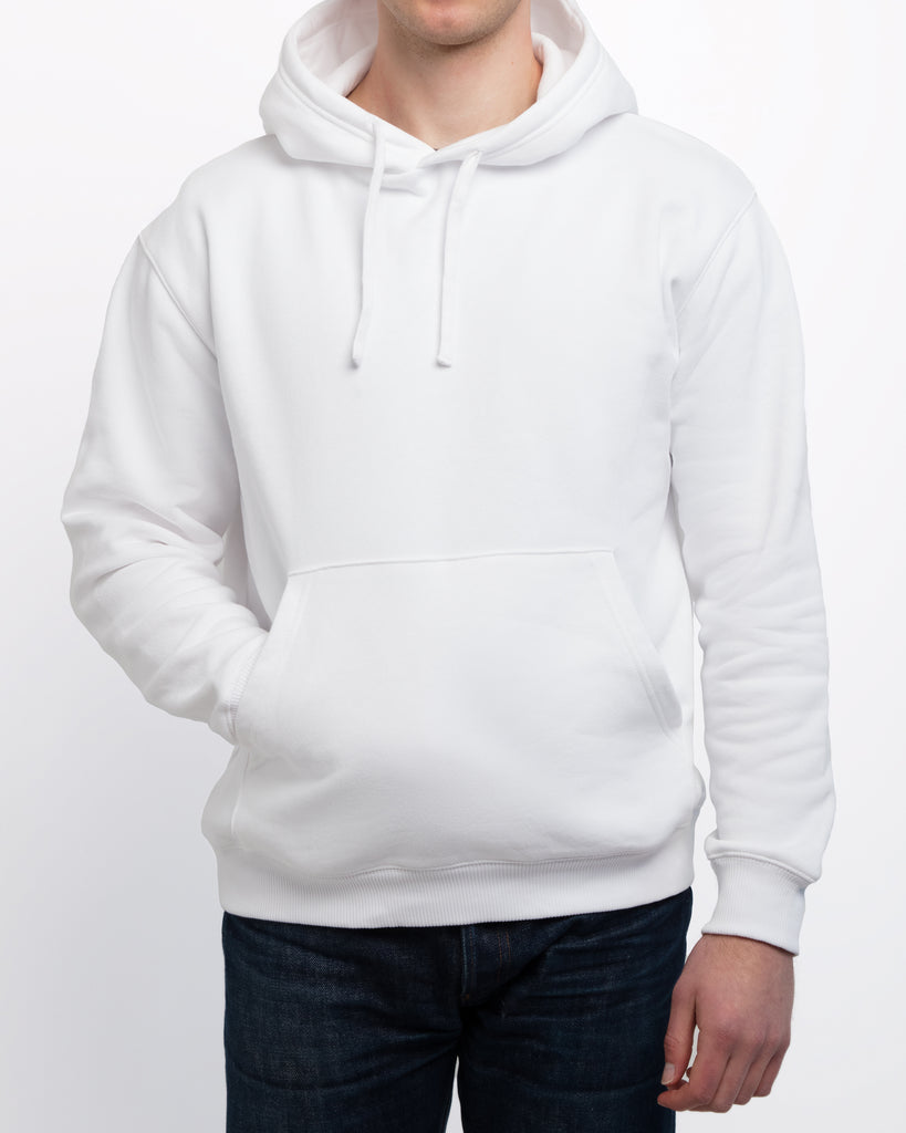 The Hoodie in White - x karla - x - karla - fashion - style - karla welch -