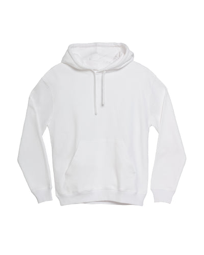The Hoodie in White - SOLD OUT - x karla - x - karla - fashion - style - karla welch -