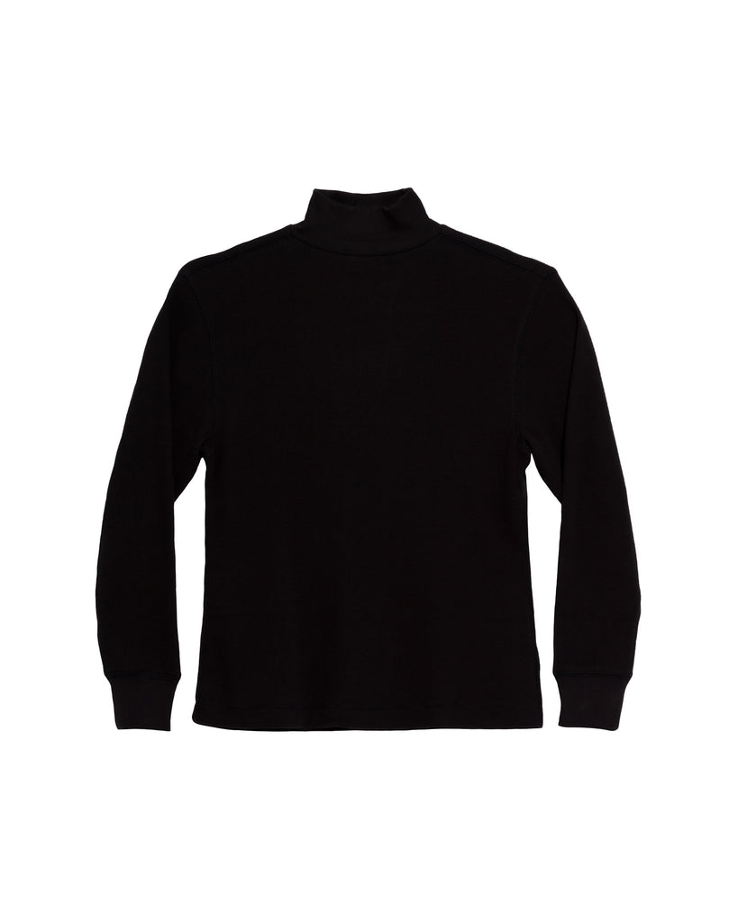 The Mock Neck (Black) - x karla - x - karla - fashion - style - karla welch -