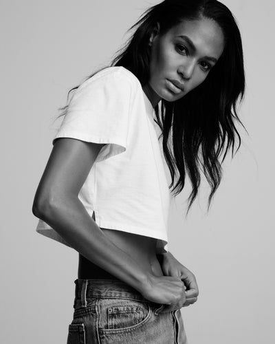 Hanes x karla The Crop - x karla - x - karla - fashion - style - karla welch -