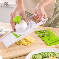 Mandoline Vegetable Slicer & Grater
