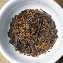 Load image into Gallery viewer, 28g Loose-leaf Tea - Genmai Houjicha