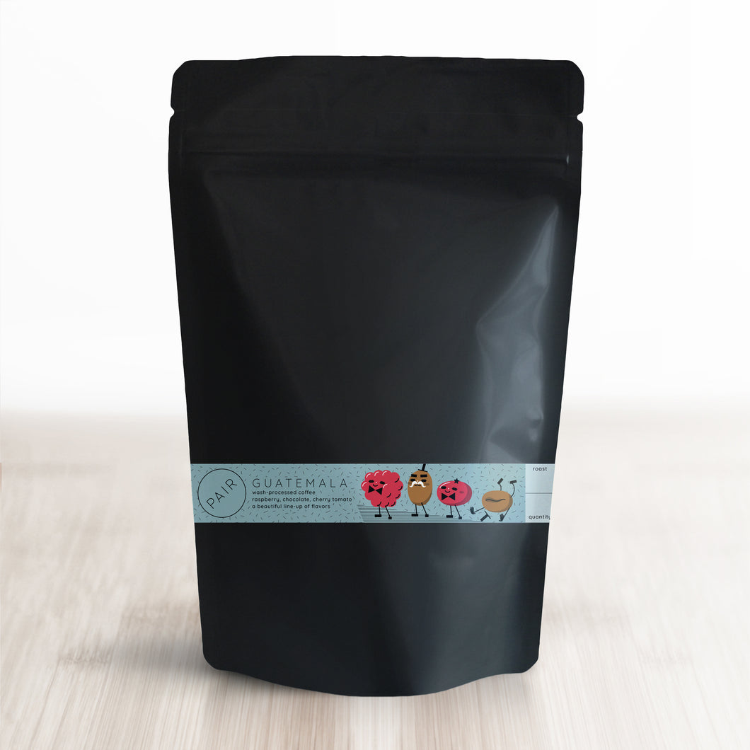 8oz Wash-Processed Coffee from Guatemala