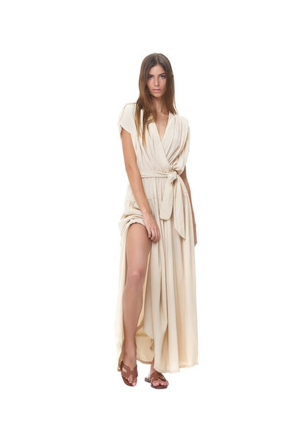 Aia - Maxi Dress in Bircher