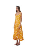 Valere - Maxi Dress in Lantana Citrus
