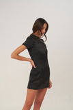 Suzie - Mini Dress in Black