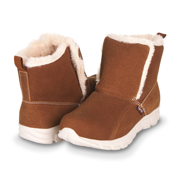 Floopi Warm Winter Boots for Women- All