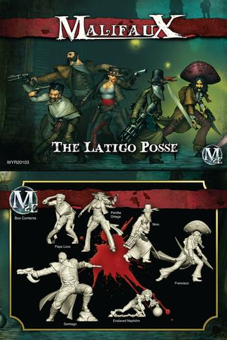 The Latigo Posse (Perdita box)