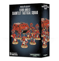 BLOOD ANGELS GAUNTLET TACTICAL SQUAD