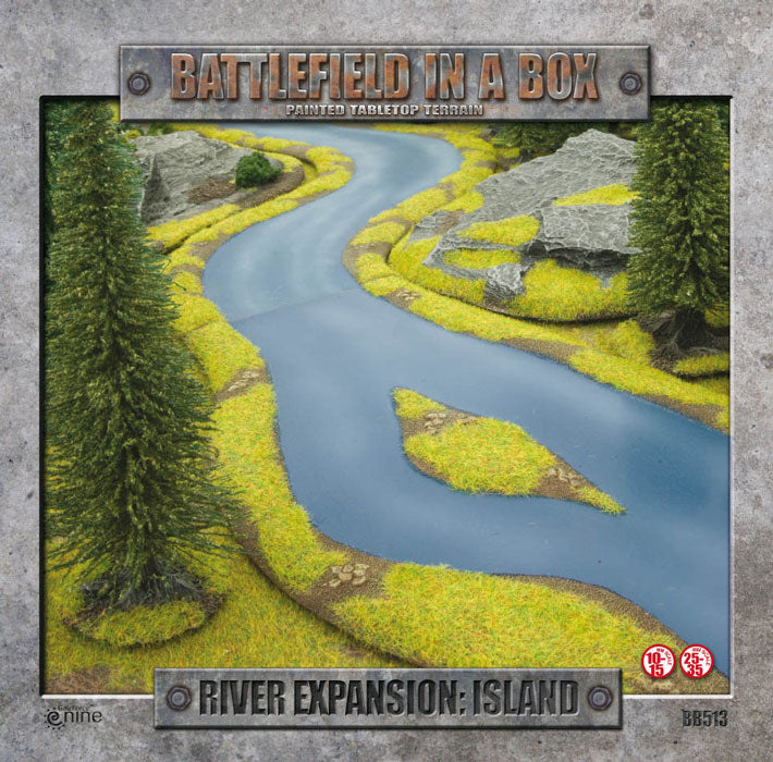 Battlefield in a Box: Island