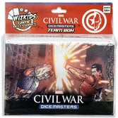 Dicemasters: Civil War Magentic Box