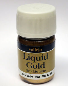 Liquid Gold: Old Gold
