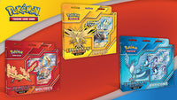 Legendary Battle Deck Zapdos
