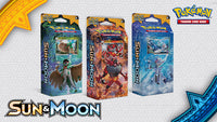 Sun & Moon Theme Decks