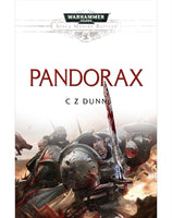 Pandorax: A Space Marine Battles Novel