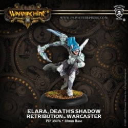 Retribution: Elara, Death's  Warcaster Blister