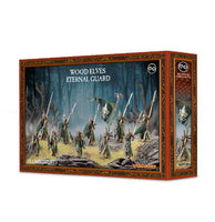 Wood Elves Eternal Guard