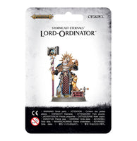 Lord Ordinator w/. Astral Grandhammer