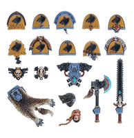 Space Wolves Upgrade Sprue