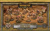 Protectorate of Menoth Exemplar Theme Force