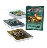 Shadespire: Leader Cards
