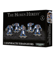 HORUS HERESY: CATAPHRACTII TERMINATORS
