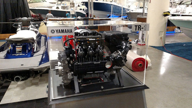 Jet drive inboard engine | 6 Drive Types for Boat Engines  2019-03-26