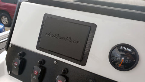 "Yamaha 4.3"" Connext Screen Cover For Yamaha Boats"
