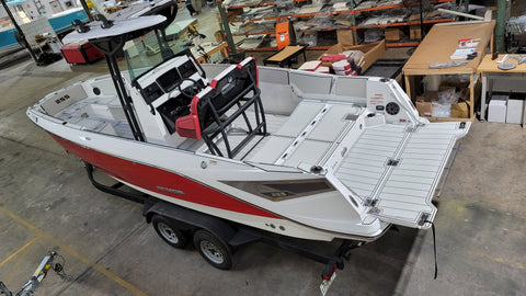 SeaDek for Scarab 255 Open (2018-Current MY)
