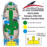 SeaDek for Yamaha 24 Foot Boats (2015-2020)