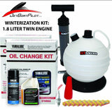 Yamaha 1.8L Twin Engine Winterization Kit