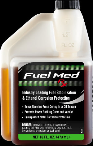 Fuel Med-RX 16 OZ Fuel Stabilizer