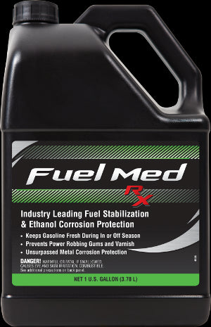 Fuel Med-RX Gallon Size Fuel Stabilizer