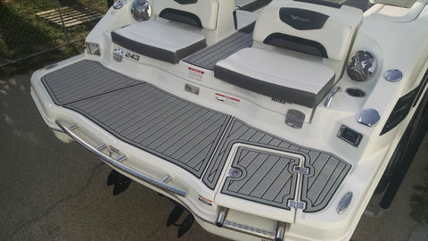 Faux Teak SeaDek For Chaparral 243 Vortex Boats