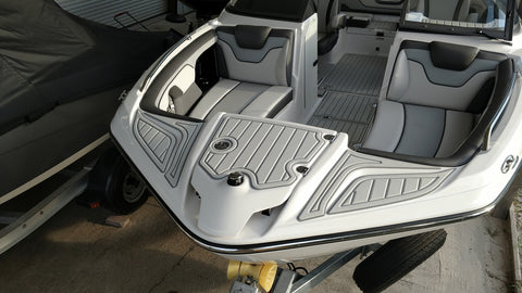 SeaDek Bow Mats for Yamaha 21 Foot Sport Boats (2017-Current)