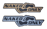 Naked Feet Only SeaDek Pad