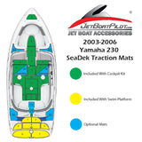Yamaha 230 SeaDek Anchor Locker Mat (03-06 MY)