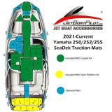 SeaDek for Yamaha 25 Foot Sport Boats (2021-Current)