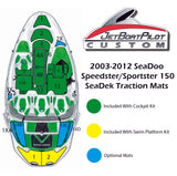 SeaDek For SeaDoo Speedster 150