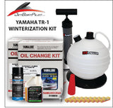 Yamaha TR-1 Twin Engine Winterization Kit