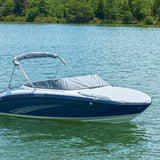 Snap On Cover For 19 Foot Sport Boats (2019-Current)