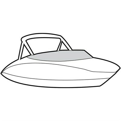 Snap On Cockpit Covers For Yamaha 24 Foot Boats (15-20)
